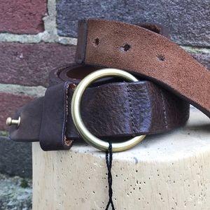 NWOT  COLE HAAN Leather Belt